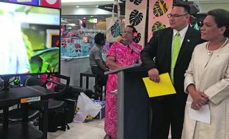 Light Someone's World Today, Fijians Urged