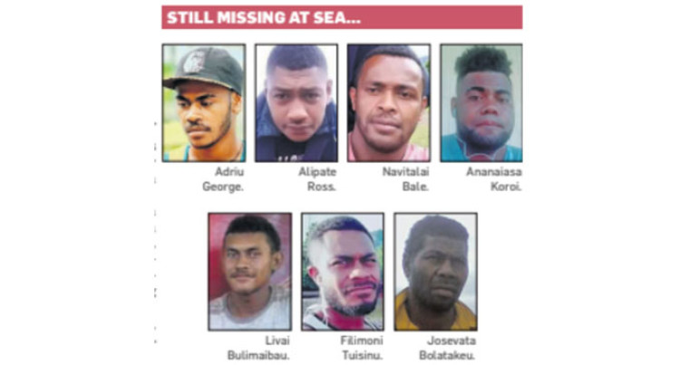 Missing 7: Search Suspended After 4 Days Of Operations