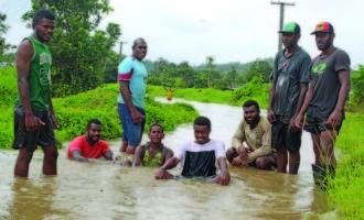 Editorial: Heed weather warnings,  be sensible, take care
