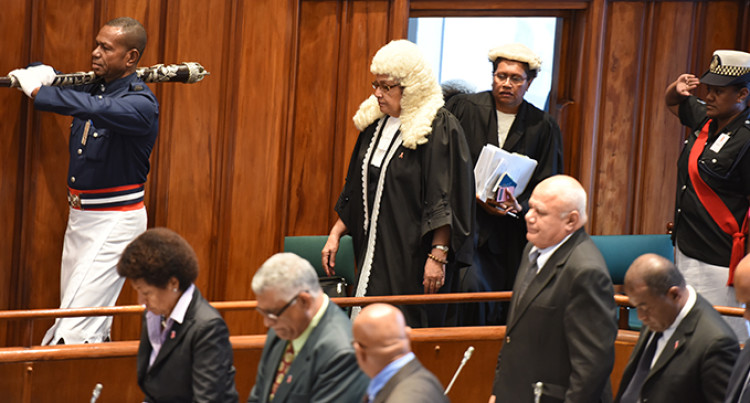 SODELPA Heaps Praise Upon Late Madam Speaker
