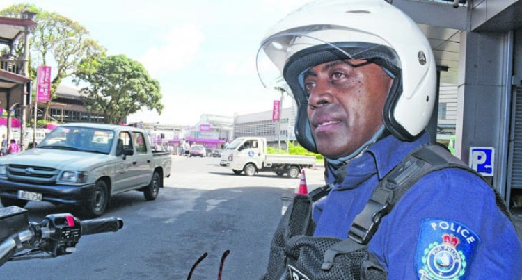 Police Step Up Festive Season Operations