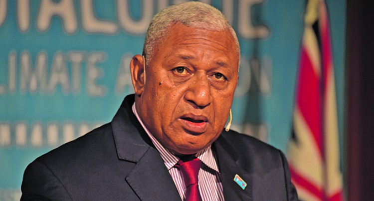 Fijian Prime Minister Opens New LTA Office In Seaqaqa