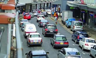 Suva's Renwick Road Traffic Plan Reverts