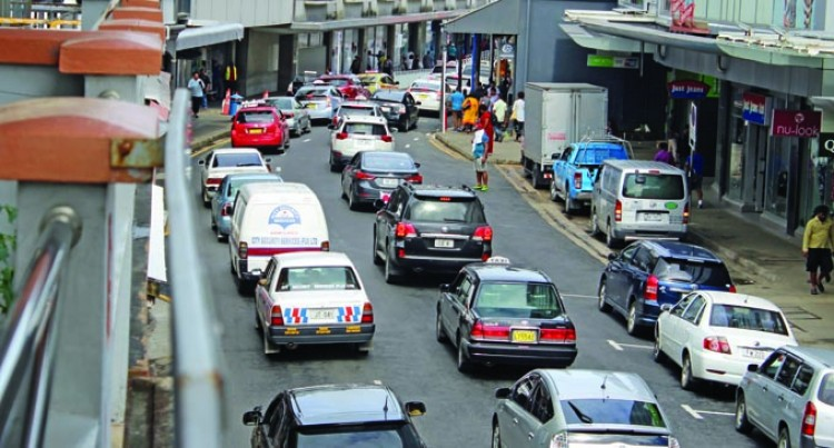 Suva's Renwick Road Traffic Plan Reverts