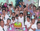 Children Enjoy Sai Prema Party At TappooCity