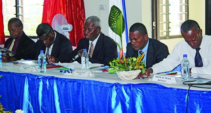 Serua Provincial Council Hears Rape Concerns