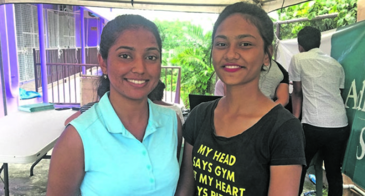 Shinal Takes First Step To Tertiary Education