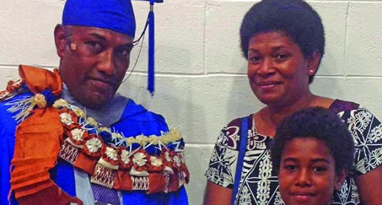 Bativou First Family Masters Graduate