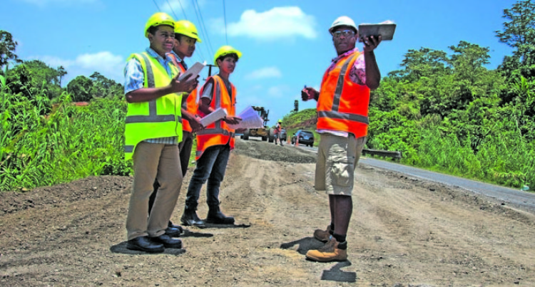Fulton Hogan Educates Selected Students On Road Construction