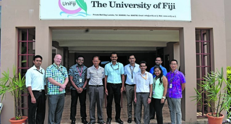 UniFiji First PhD Graduate Shares His Journey To Success