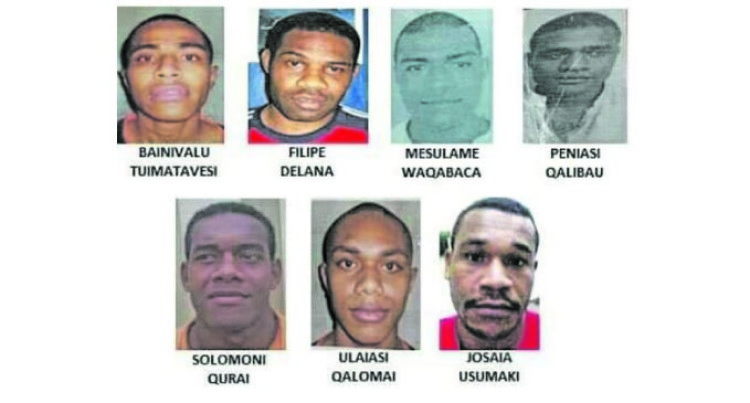 Escapees Quizzed, Two In Hospital
