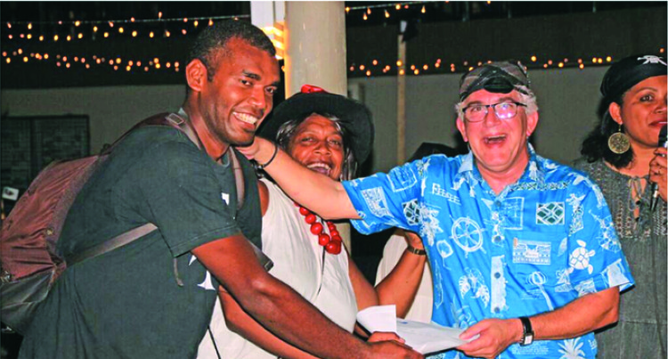 Radisson Blu Resort Fiji Celebrates Christmas Party and Annual Awards with Pirate Theme