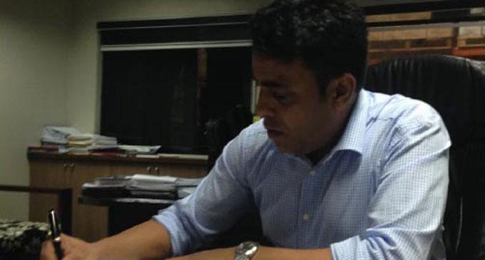 Romit Meghji, director of the P.Meghji Trading Limited.