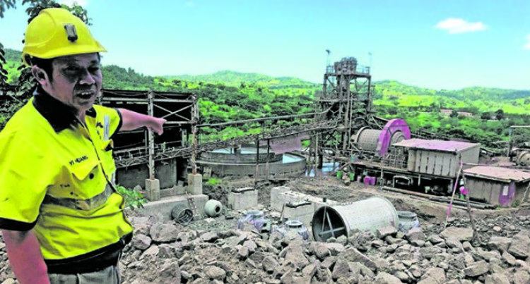 VGML Invests To Keep Mine Sustainable