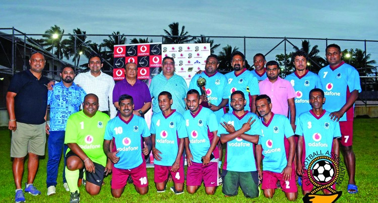 Nasinu Masters Win Southern League
