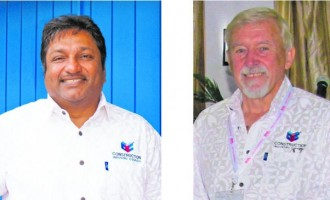 Construction Industry Council AGM  Sees Jenkins President, Naidu New CEO