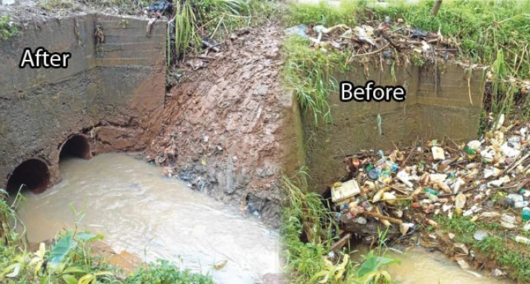 Maintain Clean Drains To Avoid Flash Flooding, FRA Warns