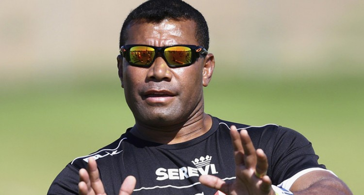 Serevi: Reps Can Do It