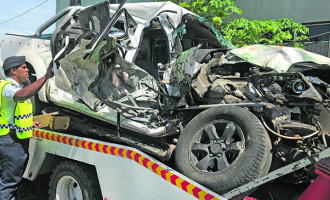 Accident victim still In Lautoka Hospital