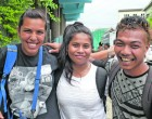 Excitement Causes Ben To Travel To Suva From Rabi To Get Exam Results