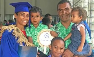 God, Prayer Helped Me Graduate,  Says Nurse Ana