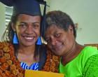 Graduate Misses Dad