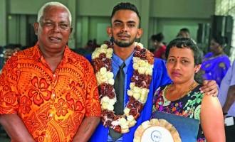 Work, Study A Challenge, Says Goundar
