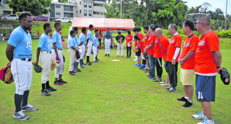 Baseball Fiji Plans for Future