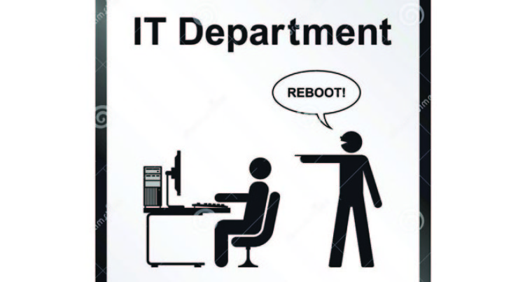 Know your IT Department– For Top level Managers