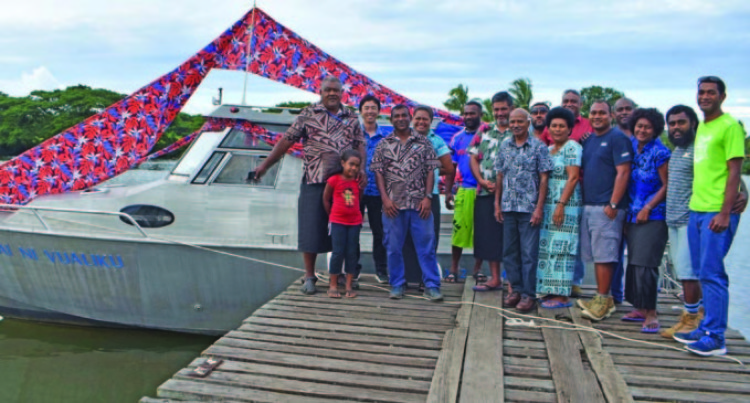 New Aluminium Boat To Boost Surveillance Of Fishing Grounds