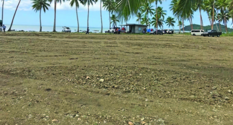 Ground Works Begin For Labasa's First Resort