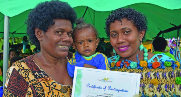 Being A Single Mum, Doesn't Deter Bose From Graduating