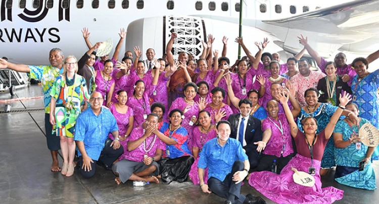 Editorial: Fiji Airways New Max 8 Aircraft A Win-Win