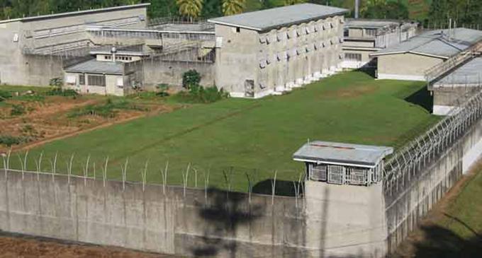 Naboro Maximum Security Prison