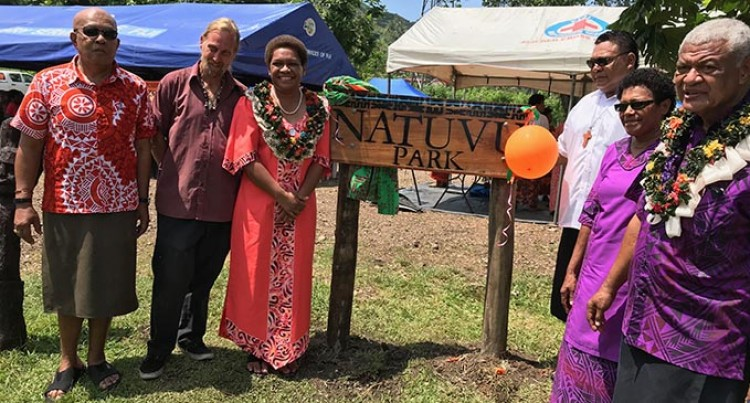 Natuvu Park Open Marketplace for Women