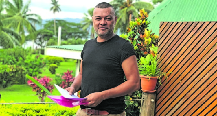 Peter Sipeli Shares The Joys Of  Poetry In Savusavu