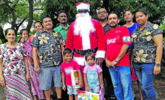 Lions Club Brighten Christmas Day For Labasa Hospital Patients, Staff