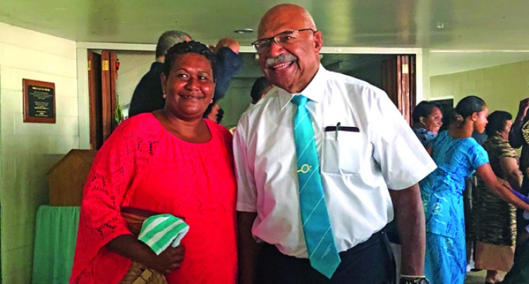 Rabuka: I Welcome Criticism In Parliament