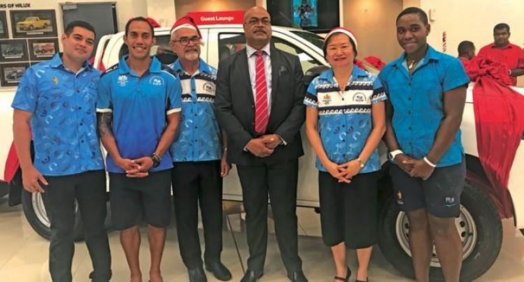 $800k for Team Fiji