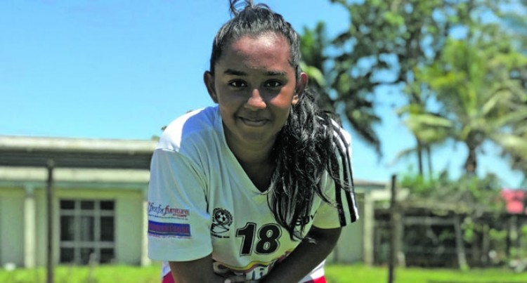 Dutt Has High Hopes For Football Career