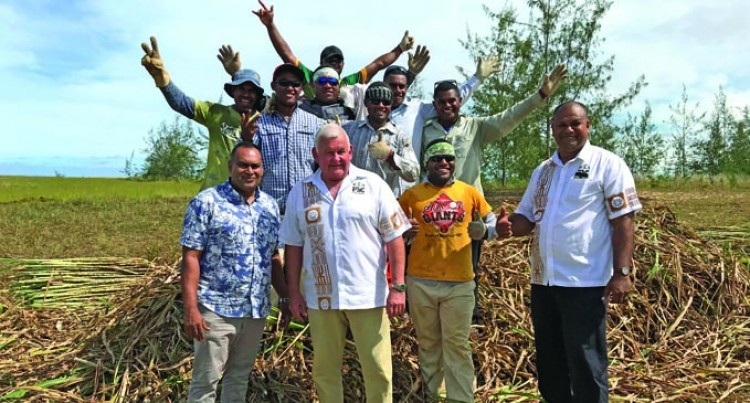 Landowners In Bua Happy With FSC's Joint Venture Programme