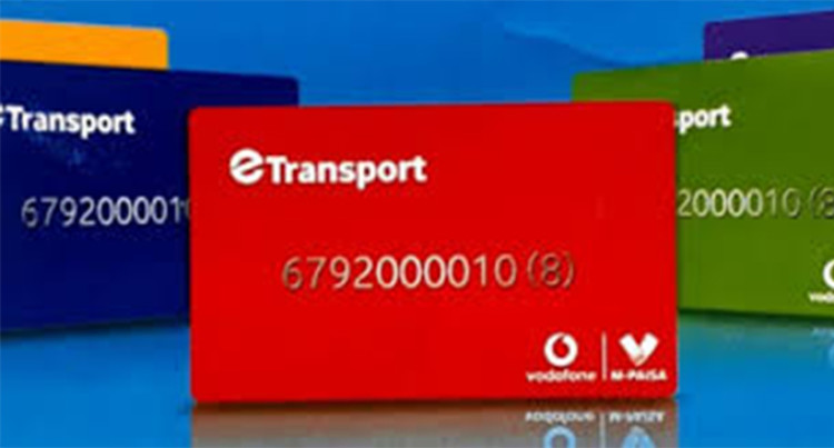 Call 151 For New Bus Cards