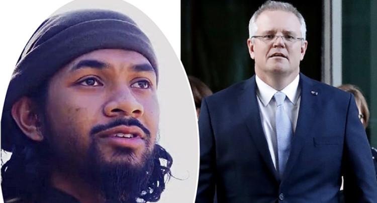 Australia Backs Down On Terrorist Move Plan