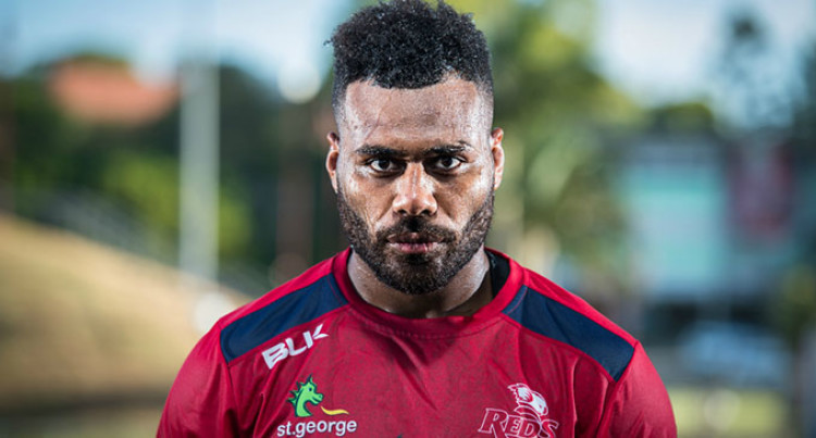 Kerevi: We Can Win This Year's Super Rugby