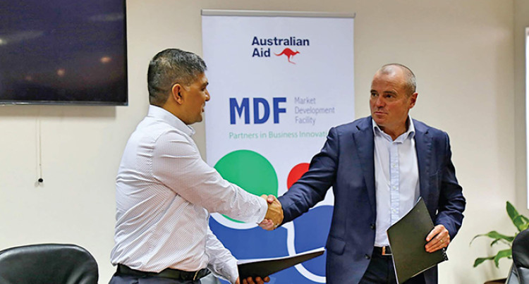 Key Organisations Sign Partnership For Private-Sector-led Business Development Services