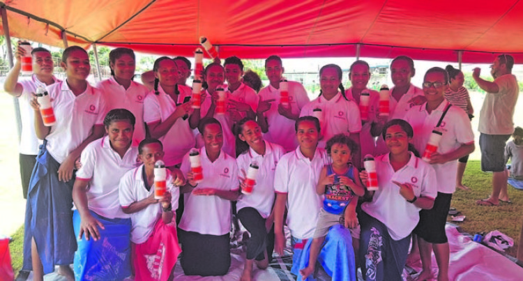Suva Women Take On Challenge