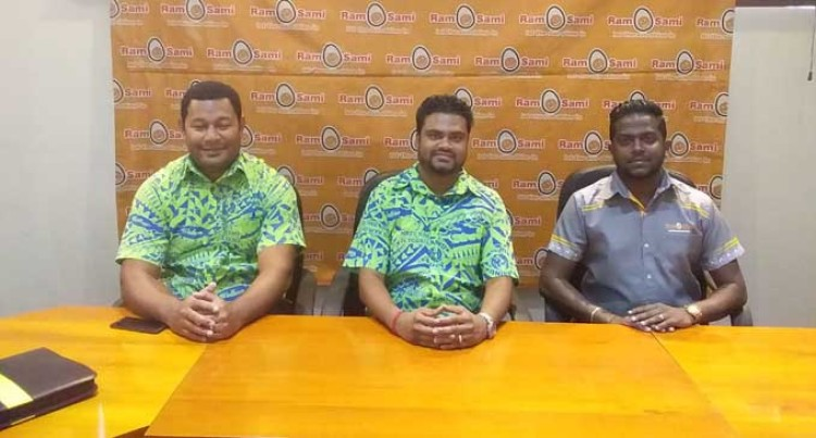 Ram Sami Backs Nasinu 7s