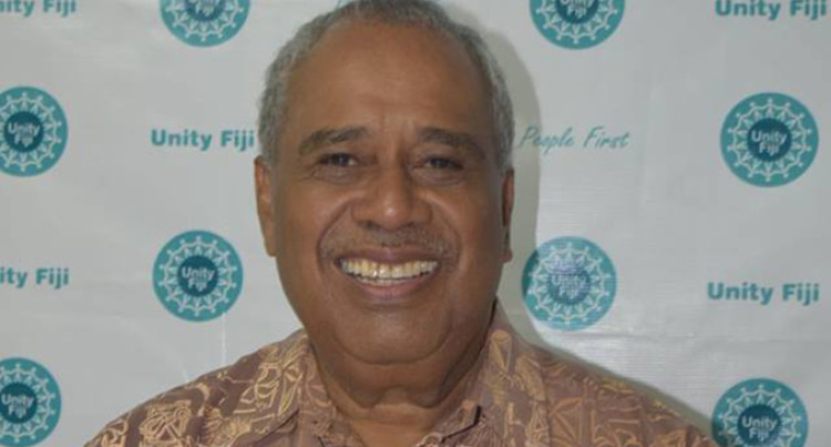 Political Opinion: Unity 'Fiji builds for the next elections'