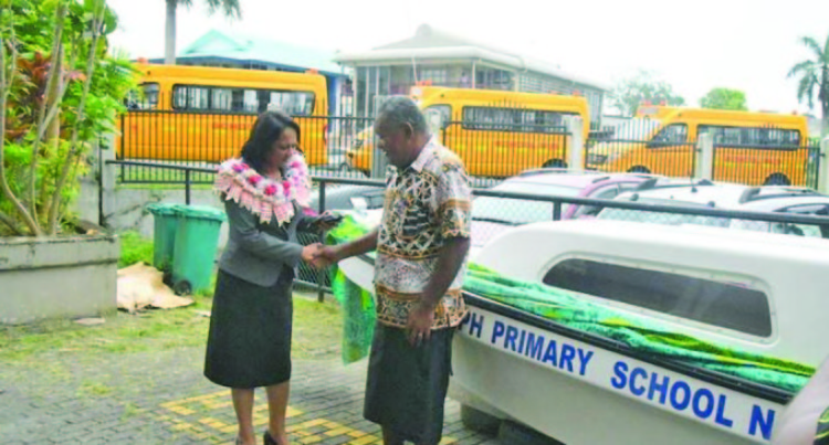 Rural And Urban Schools Get New Buses
