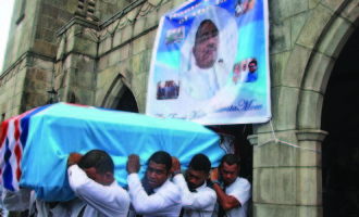 Rev Moce Laid To Rest In Lovonilase